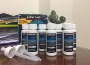 Aceite kirkland minoxidil full 5% para crecer barba y cabello nuevo el original importado en oferta