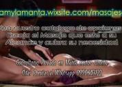 """Servicios de masajes eroticos desde $30 en consultorio privado en manta """"no es puteria"""""""