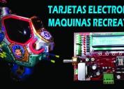 Tarjeta electrónica kiddies - tarjeta electrónica para maquinas recreativas