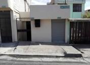 Vendo casa con local comercial y frente y parte posterior a avdas principales