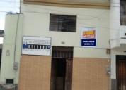 Vendo casa en el centro de otavalo, frente al registro de la propiedad