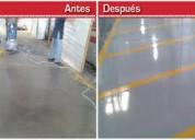 Reparación y mantenimiento de pisos de hormigon