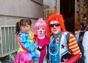 "Show divertidos fiestas infantiles, payasitos, mimo, mago, baby shower, inflables, $20 quito"""