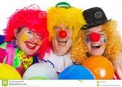 show divertidos... fiestas infantiles, payasitos, horas locas, mimo, mago caritas pintadas $25..