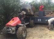Buffalo 2: creado para el cultivo de tu palma de aceite..!
