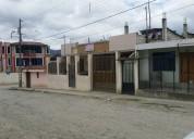 Vendo casa residencial  de una planta, ubicada en ciudadela la alborada