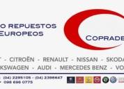 Repuestos  skoda volkswagen  audi   guayquil  euredis sa telfs (04)2295105 / 2398647 / 2326922
