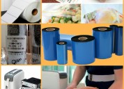 Jesavi soluciones, fabricamos y comercializamos etiquetas, ribbon e impresoras