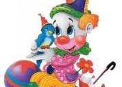 Payasitos, fiestas infantiles $25 !!mimo, mago, hora loca, baby showers, cumpleaños !!
