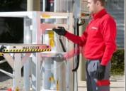 Manlift de brazo articulado para mantenimiento, instalaciones y poda de arboles