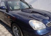 Daewoo nubira 2002