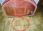 Tablero de basquet ideal para navidad 022526826
