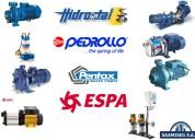 Reparacion de bombas de agua calefones en tanda cumbaya0978962206