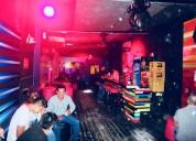 Se vende bar/discoteca en salinas
