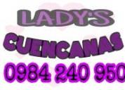 Reserva tu cita trio y más!!! 0984 240 950