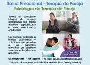 Terapias de pareja. servicios de salud emocional. asistencia psicológica. quito