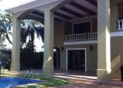 Samborondon se vende casa de lujo 4 dormitorios 1040 m2