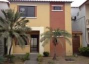 Vendo de oportunidad casa 2 plantas en villa club etapa aura 3 dormitorios 179 m2