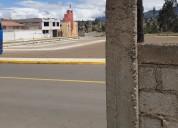 Vendo terreno frente al estadio de santa cruz (0984-321-563)
