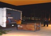 Trabajamos el feriado para realizar sus mudanzas, fletes, transporte de carga local y nacional