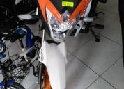 Moto thunder rs150cc para trabajo y paseo año 2018 nueva 0km