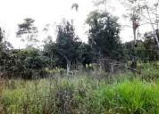 Se vende 130 hectarias para proyectos agricolas
