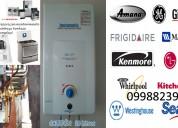 Servicio tecnico *carapungo*bombas de agua secadoras calefones lavadoras ☆☆refrigeradoras☆0987