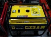 Generador porten nuevo 5000w