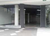 Excelente oficina con local comercial de 200 m2 sector del cci 200 m2