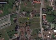 Vendo hermoso lote residencial en san rafael via al tingo 4.765 m2 4765 m2