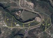 Vendo terreno de 18.316 m2 en pifo, lote industrial 18316 m2
