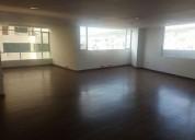Hermosa oficina p.h. 300 m2 sector la carolina 300 m2