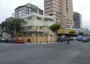 Vendo amplio terreno con edificaciones en centro de guayaquil 7 dormitorios 1211 m2