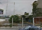 venta de unico terreno a dos calles en la avenida miguel h alcivar 1000 m2