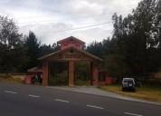 Venta de terreno san rafael club hípico el refugio 176000 m2