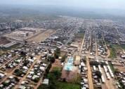 Vendo terreno en sector urbano monte sinaí 464000 m2