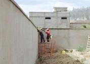 Terreno en venta marianitas calderon con cerramiento 2097 m2
