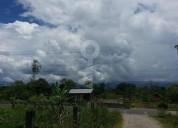 Macas-terreno-oportunidad-lotes-ideal para construir-arapicos-sucua 1800 m2