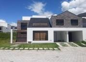 Pomasqui, conjunto habitacional pacarina vendo hermosa casa 4 dormitorios 142 m2