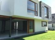 Hermosa casa a estrenar, sector la viÑa! 3 dormitorios 400 m2