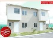 Proyecto conjunto vittoria casas de 77.85 mts 3 dormitorios 115 m2