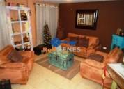casa de venta sector av. los cerezos $115.000 3 dormitorios 147 m2