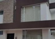 Hermosa casa 3 pisos - sector la morita 3 dormitorios 166 m2