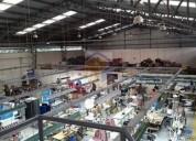 Vendo galpón industrial vía daule 2949 m2