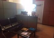 Inglaterra y repÚblica, oficina de 70 m2, con o sin muebles 70 m2