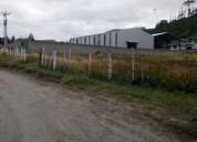 Vendo terreno industrial calacali, mitad del mundo 5000 m2