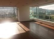 Excelente oficina de 196 m2 sector la carolina / av. shyris 396 m2