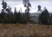 Venta de terreno en nayon-urb. juan montalvo 1000 m2