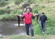 Finca para turismo ecologico, pesca deportiva 30000 m2