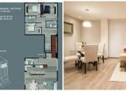 Penthouse, 3 dormitorios, bosmediano 3 dormitorios 155 m2